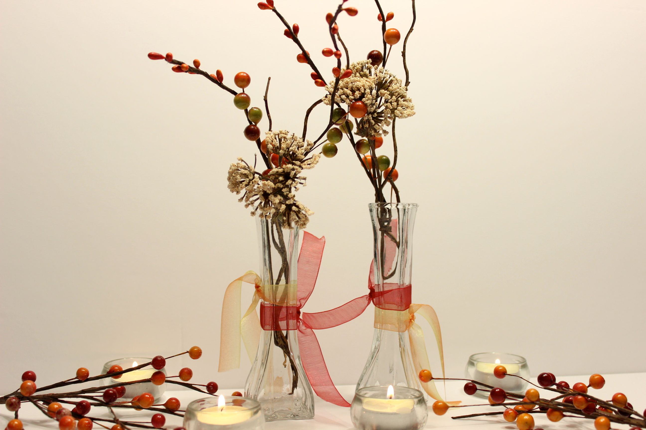 beautiful #rustic #fall #wedding centerpieces or decor! Original Piccanti Creation! https://www.facebook.com/pages/Piccanti-Creations
