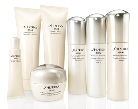 premio Shiseido, Luxury skincare, Beauty skin care