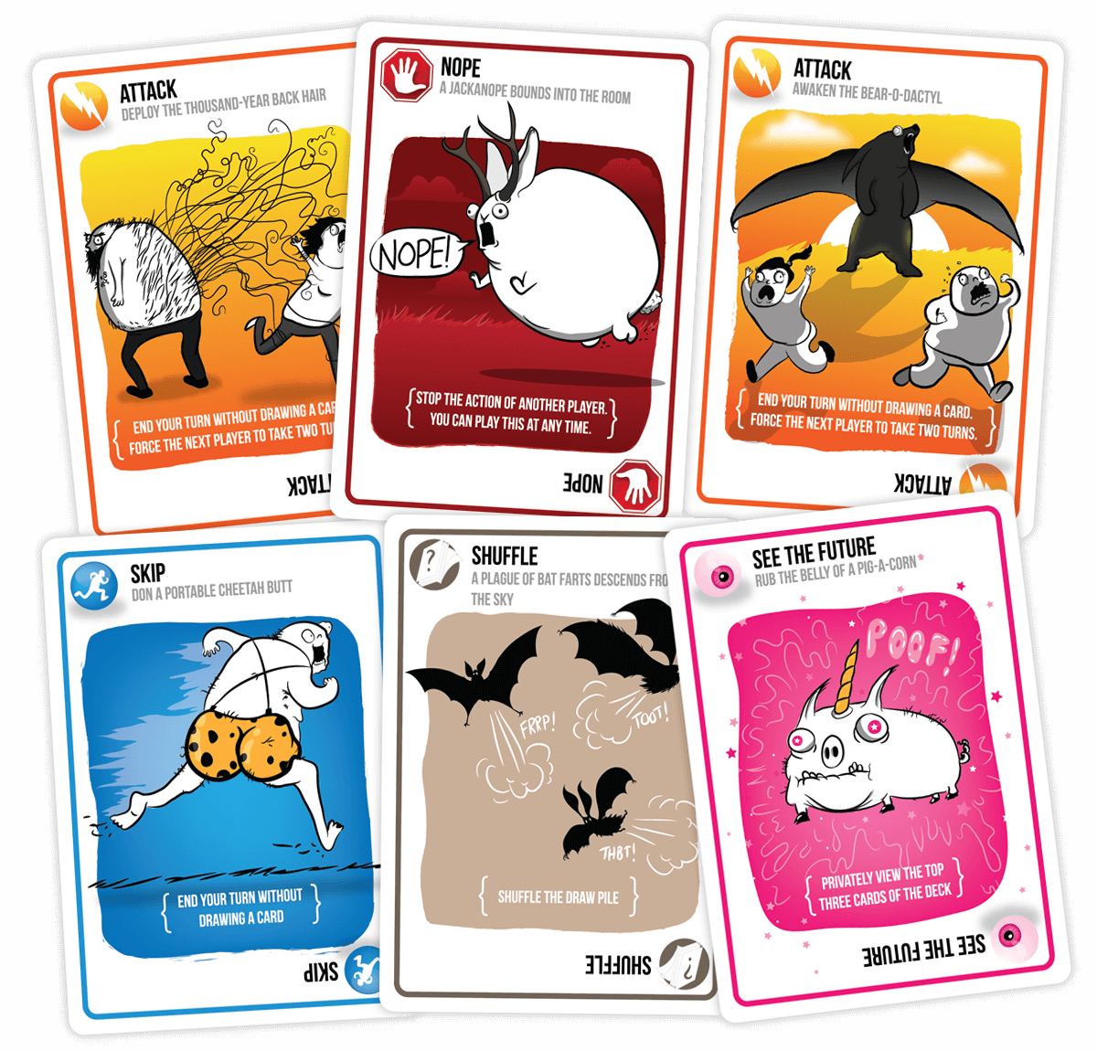 Exploding Kittens A Card Game For People Who Are Into Kittens And Explosions And Laser Beams A In 2020 Exploding Kittens Card Game Exploding Kittens Group Card Games