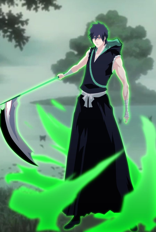 Dyan Arashi | zanpakuto | Bleach characters, Bleach, Bleach