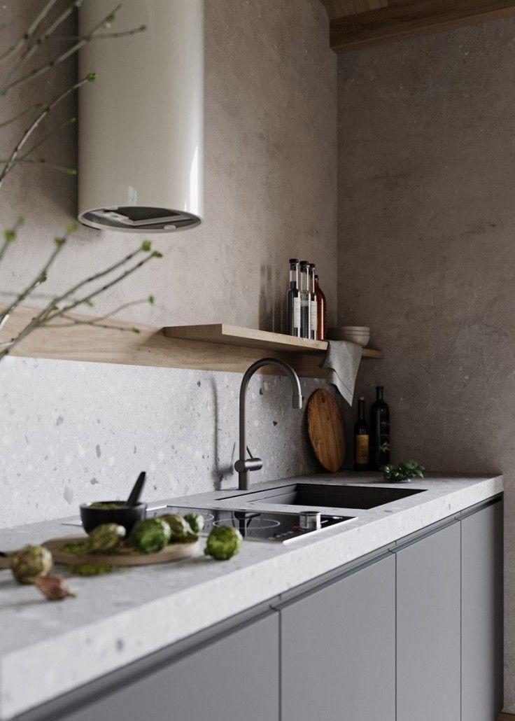 Las 5 tendencias en decoración de cocinas para el 2020