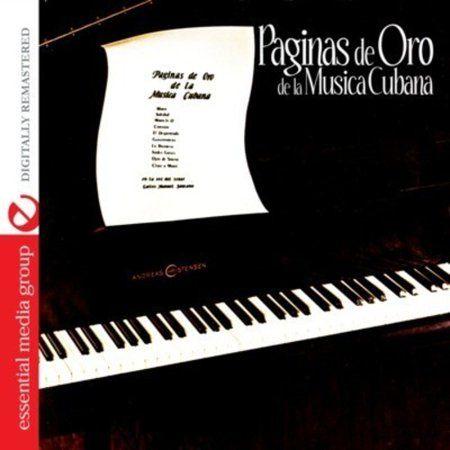 Paginas de Oro de la Musica Cubana (cd)