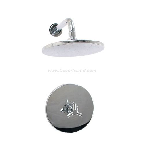 WESTBRASS 3210XT-TR-02 Pressure Balanced Shower Trim Azure ...