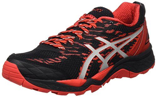Gel-Pulse 8, Chaussures de Running Homme, Orange (Rose Shocking Orange/Black/White), 40.5 EUAsics