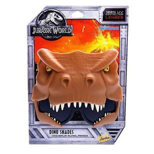 Buy Jurassic World T-Rex Sun-Staches at Entertainment Earth. Mint Condition Guaranteed. FREE SHIPPING on eligible purchases. Shop now! ,
