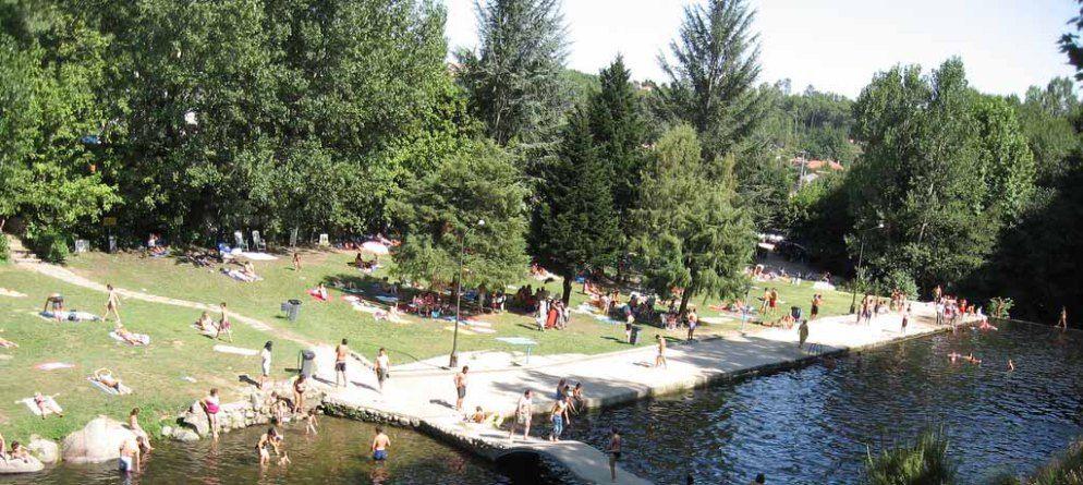 Piscinas naturales de Arenas de San Pedro, Avila. Unas piscinas muy ...