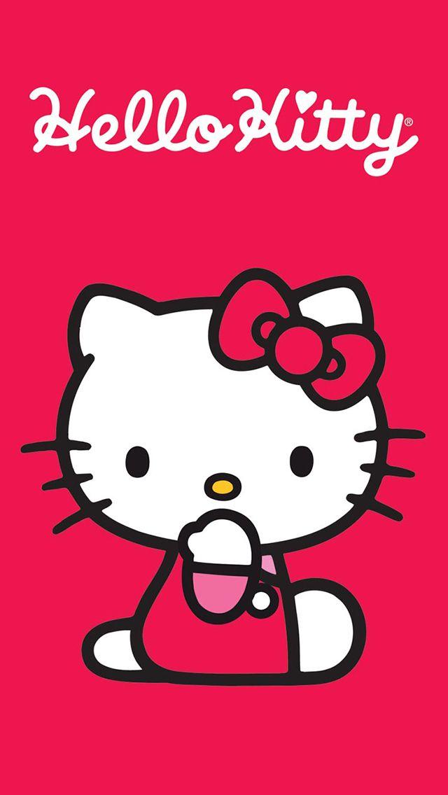 Hello Kitty Wallpaper Iphone What Up Kitty Pinterest Hello