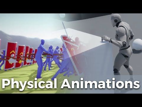 Lets Create Physical Animations - Blueprints #15 [Unreal