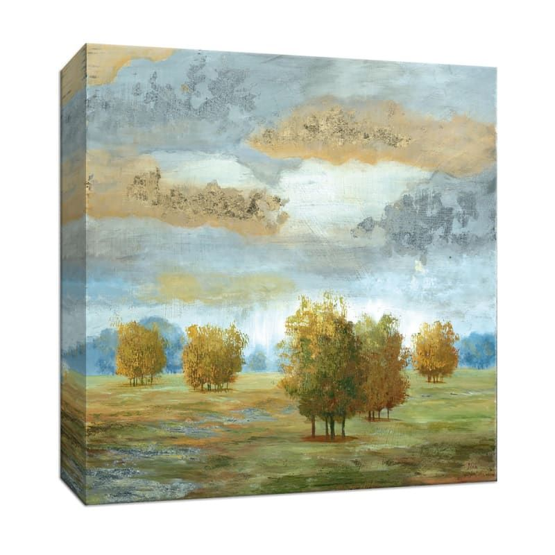 Ptm Images 9 146848 Ptm Canvas Collection 12 X 12 Lush Meadow Ii Giclee Ru Home Decor Wall Decor Paintings And Prints In 2020 Canvas Wall Art Wall Art Wall Art Prints