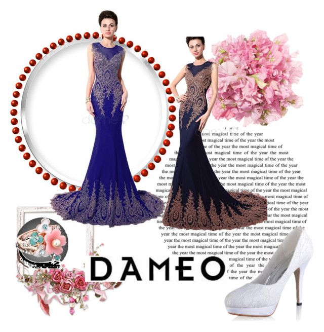 """Abendkleider"" by dameo on Polyvore"