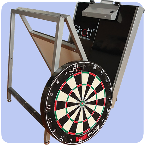 How To Make An Interesting Art Piece Using Tree Branches Ehow Dart Board Dartboards Dartboard Surround
