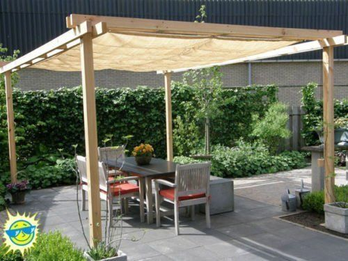 Shatex 90 Uv Block Sunscreen Panel Patio Cover Taped Edge With