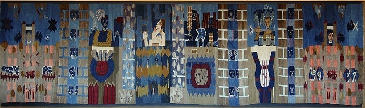 Billedvevutsmykking © 2003 Jorunn Haakestad / absolutetapestry.com