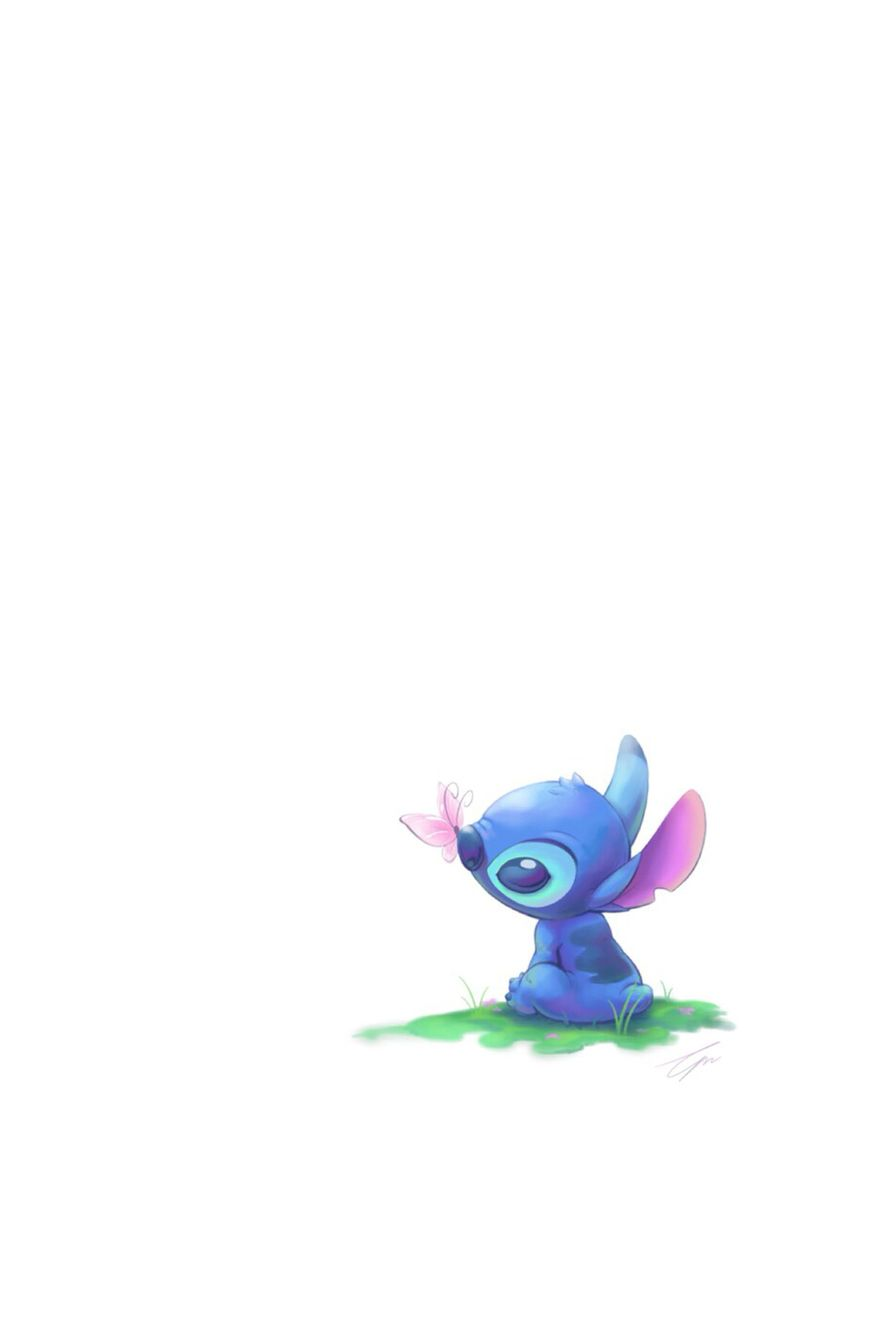 Stitch Iphone Wallpaper Fondos De Pantalla Lindos Para