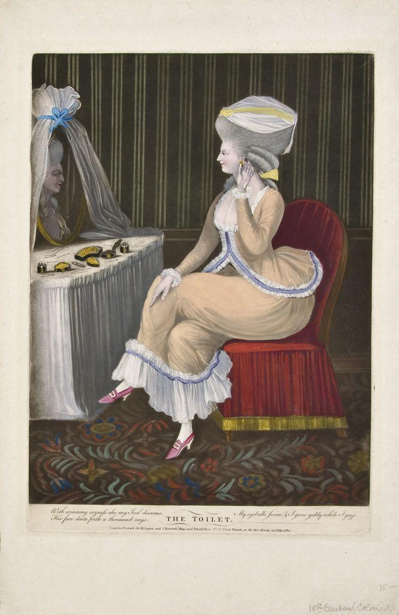 The Toilet 1780, Winterthur 1955.0014.002