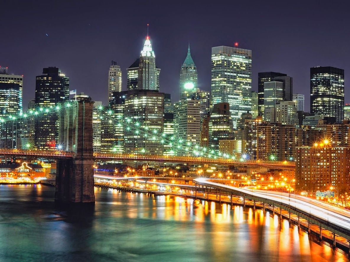 manhattan Visit new york city, New york wallpaper, Visit
