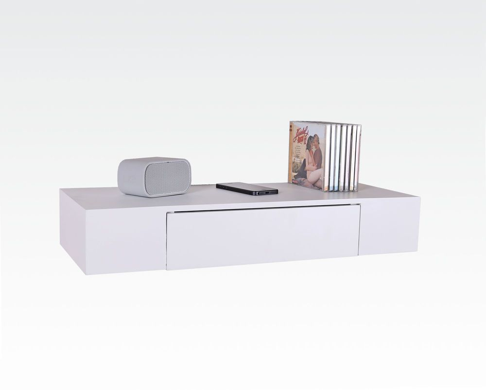 Trend Regal Board 60x24 Cm In Weiss Als Wandregal Holz Mit