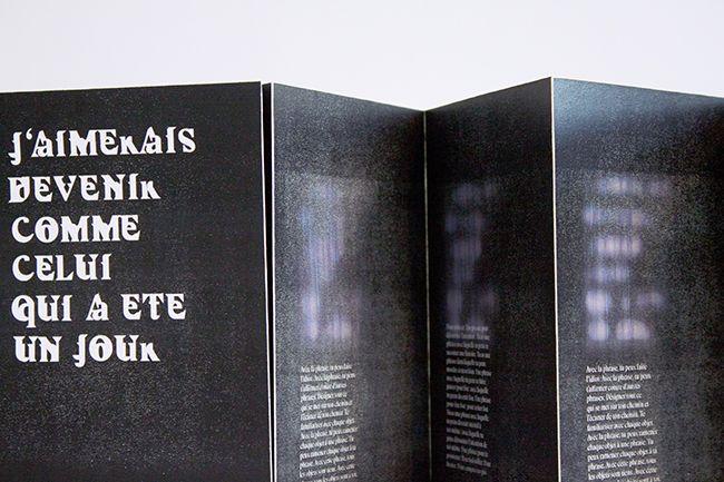 Gaspard#1 — Éditions expérimentales - Cécilia Génard