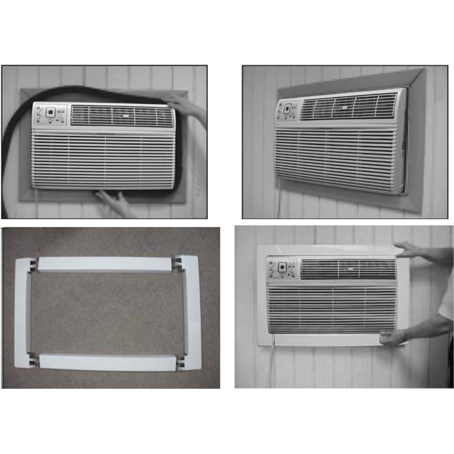 Frigidaire Ea120t Trim Kit For 26 In Through The Wall Air