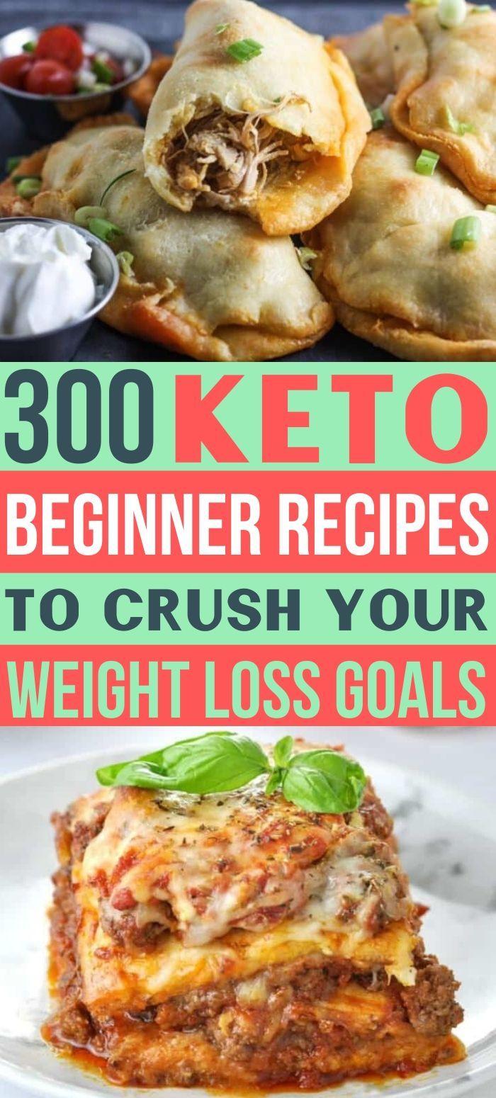 300 Keto Diet Beginner Recipes For Weight Loss