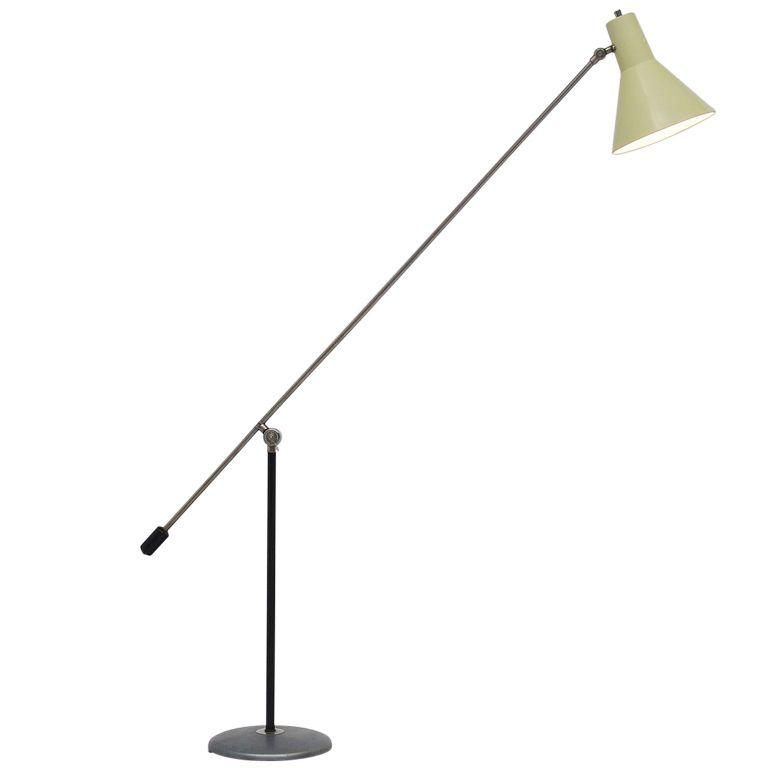 1stdibs Artimeta Counter Balance Floor Lamp 1958 Explore Items From 1 700 Global Dealers At 1stdibs Com For Ian Floor Lamp Lamp Lamp Design