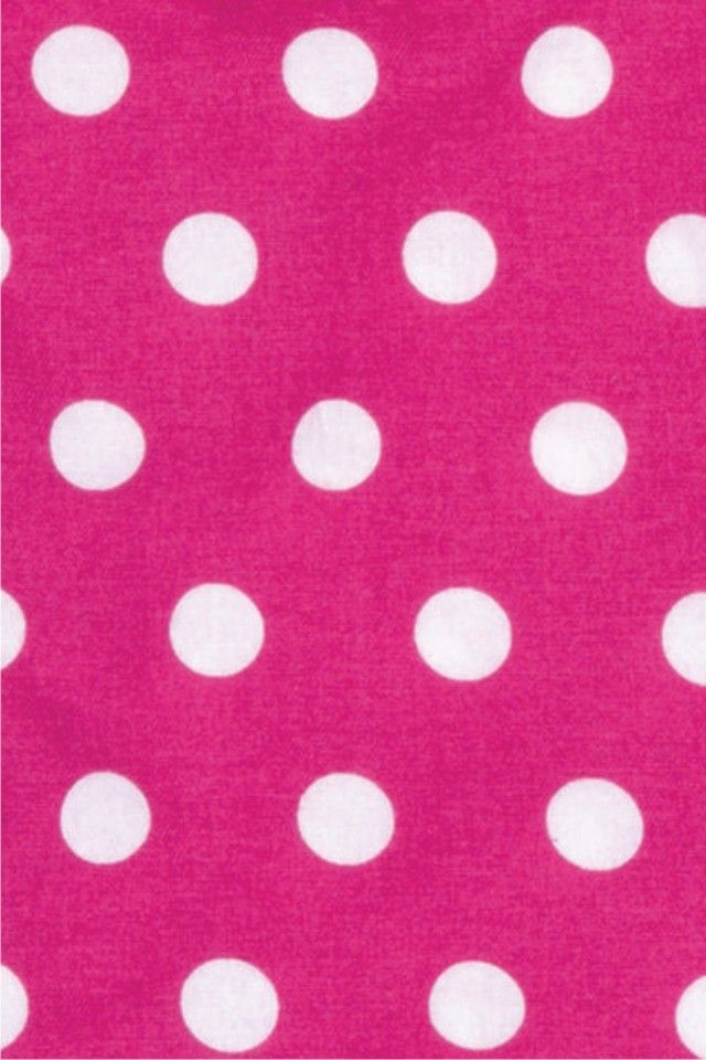 Fuchsia polka dot iphone wallpaper flannels pinterest fuchsia polka dot iphone wallpaper voltagebd Image collections