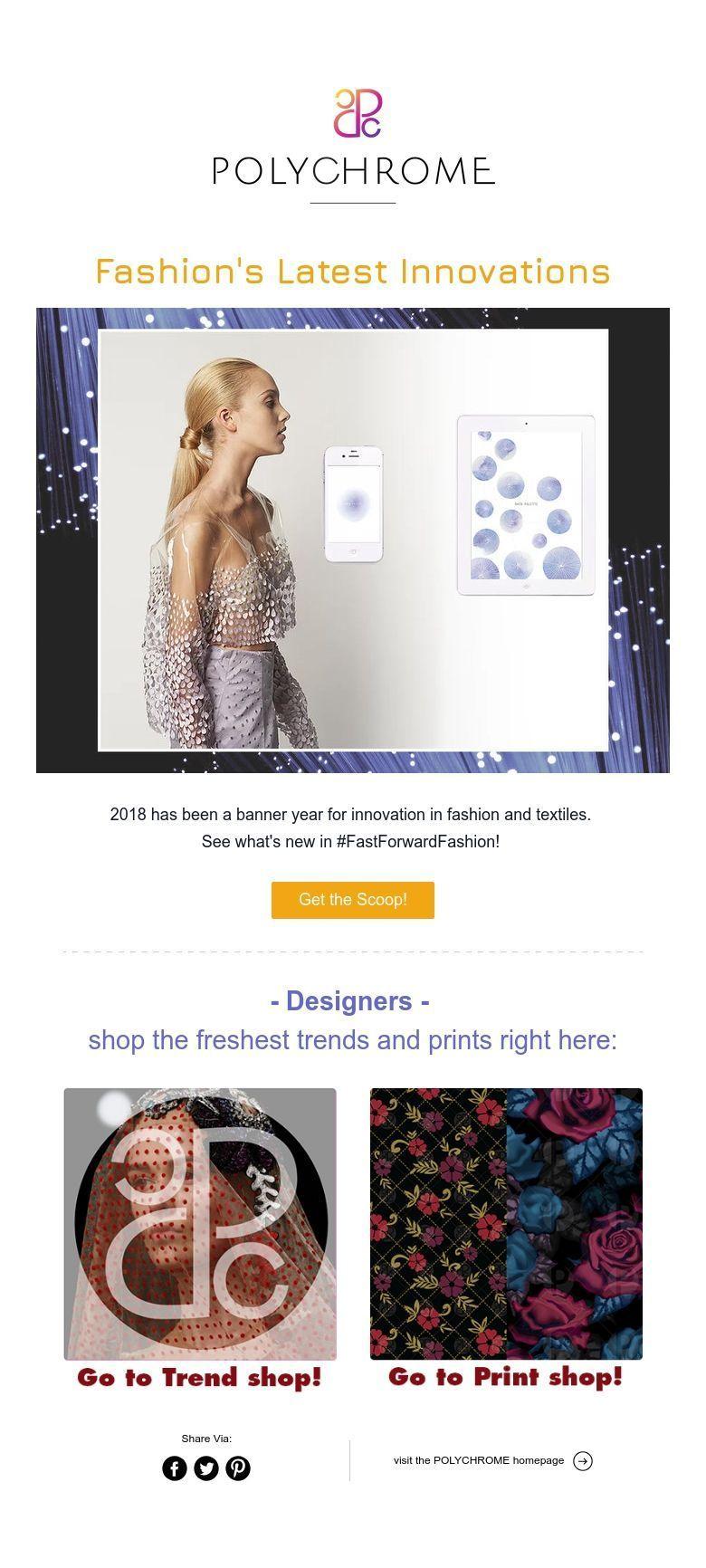 Fashion S Latest Innovations Tech Fashion Fashion Revolution Latest Fashion
