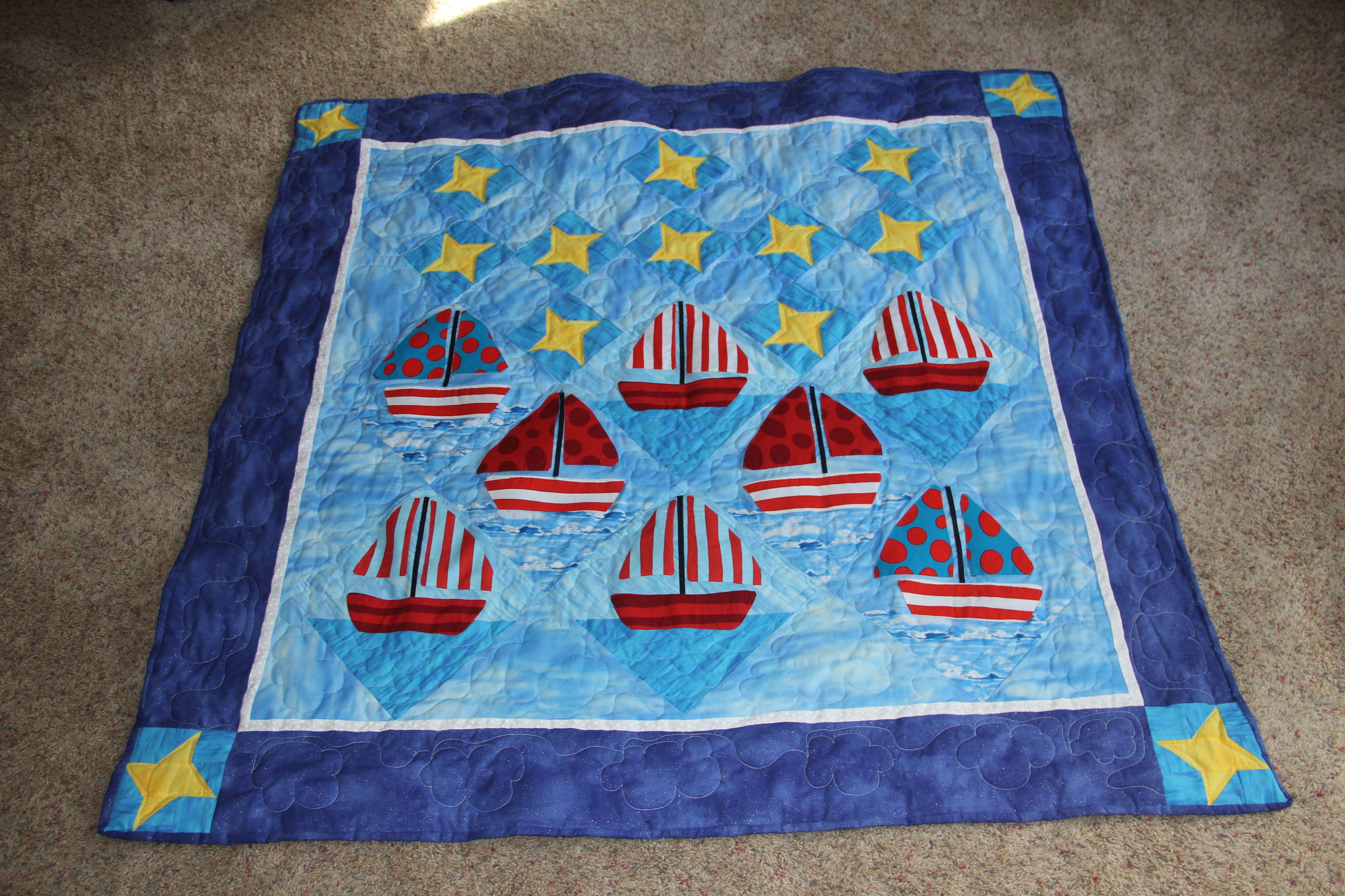 summer sailboats