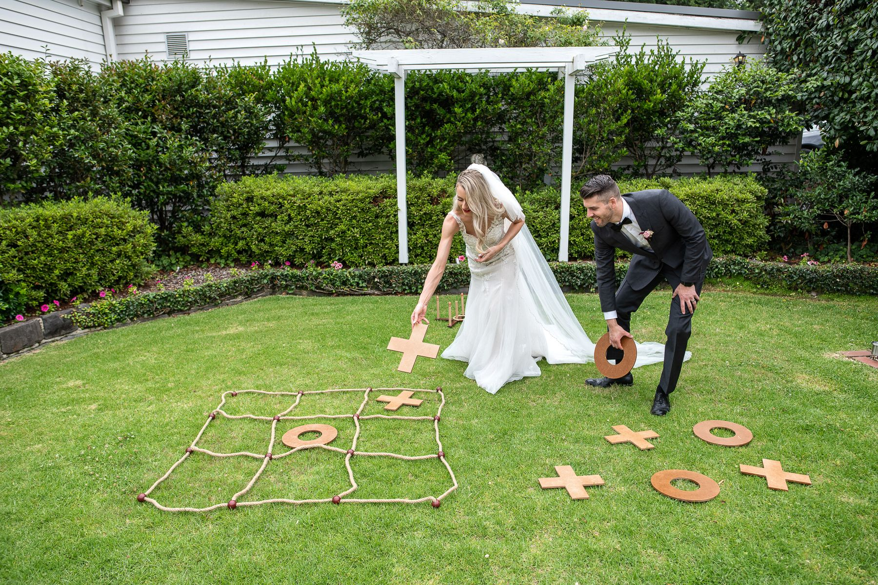 Garden Wedding Games Wedding venues melbourne, Garden