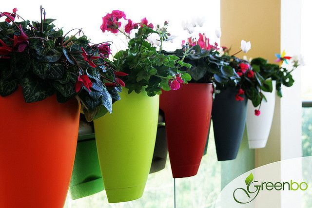 19++ Balcony railing planter pots information