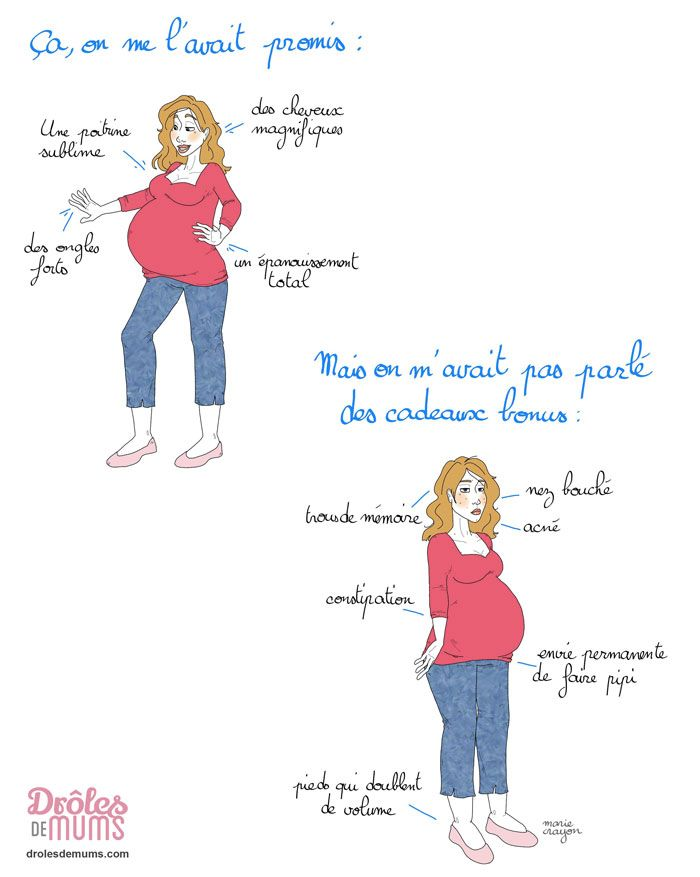 image drole grossesse