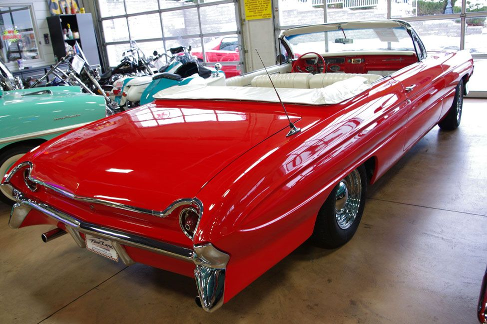 1961 Oldsmobile Dynamic 88 Convertible at Fast Lane Classic Cars ...