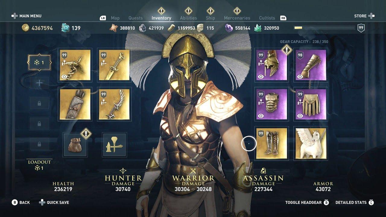 Sargon Shop Orichalcum Ore Atlantis April 30 2019 Ac Odyssey