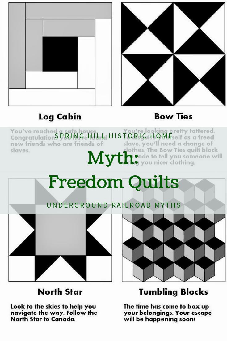 Freedom Quilts Ugrrmyth Freedom Quilt Underground Railroad