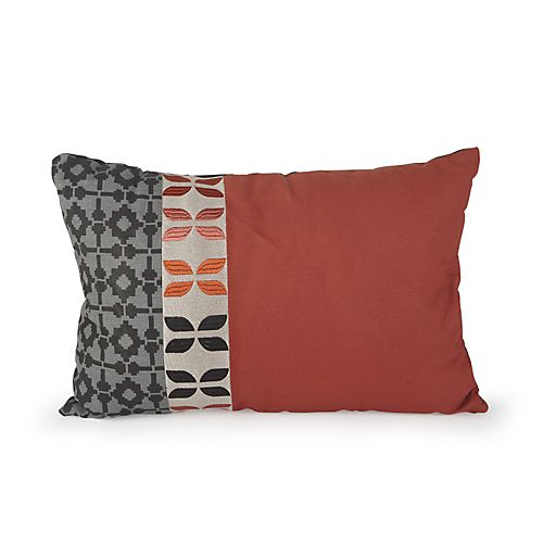 Sally Coussins Decoratifs Textiles Tapis Coussin En Coton Terracota 40x60cm Coussin Decoratif Coussin Mobilier De Salon