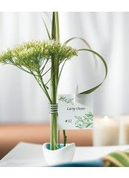 Small Modern Wire Style Vases