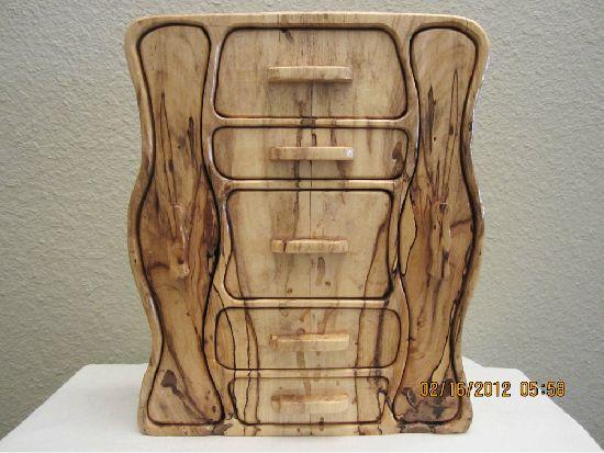 Wood Bandsaw Jewelry Box Plans Jewelry boxes Pinterest Jewelry