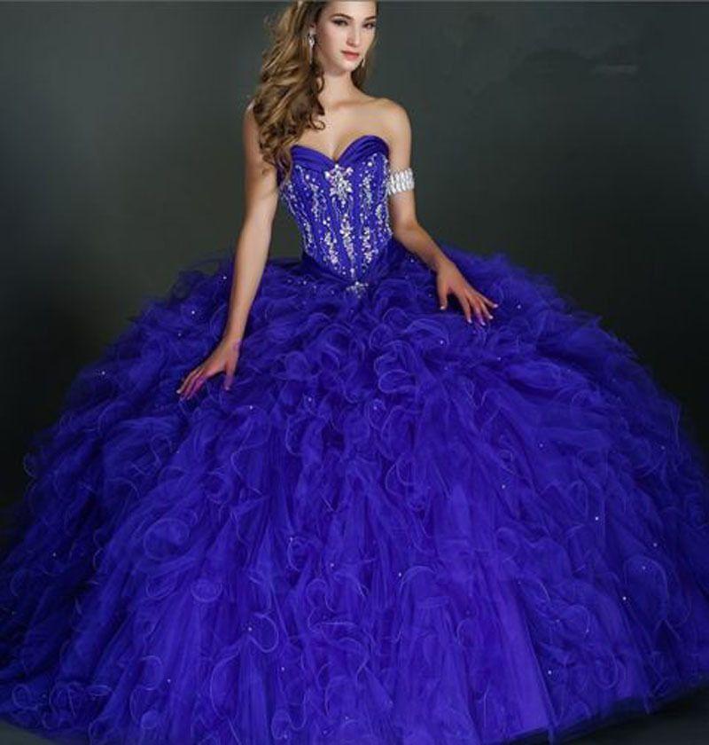 vestidos de quince años 2015 imagenes elegante | cosas de xv ...