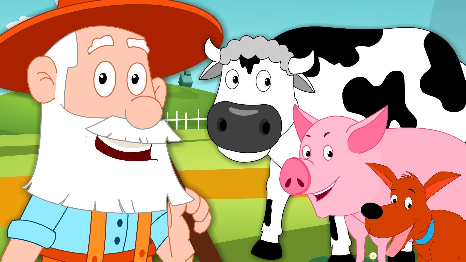 Old Macdonald Had A Farm Plus More