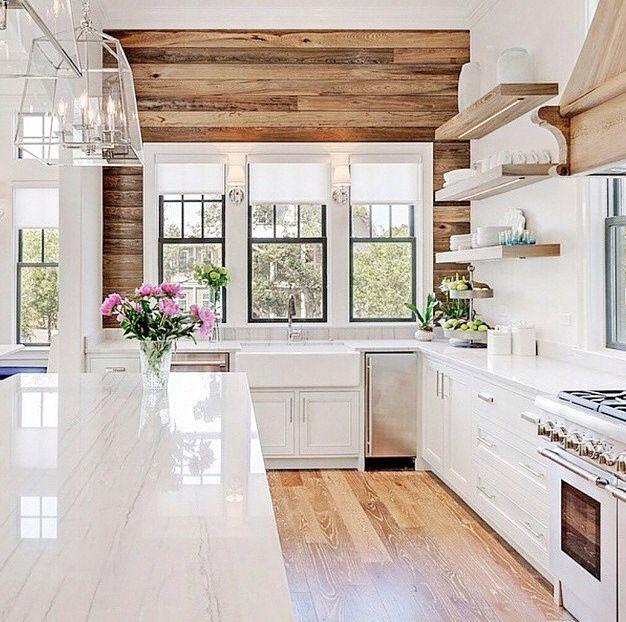 Pretty | ideas casas | Pinterest | Cocinas, Casas y Casas campestres