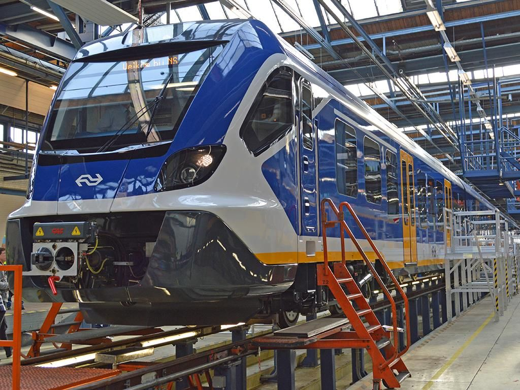 Ns to test automatic train operation railway trains