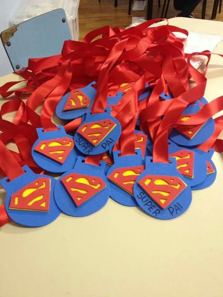 Medalhas Para O Dia Dos Pais Em Eva Diy Dia Dos Pais Dia Do