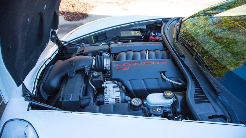 2008 Chevrolet Corvette Convertible 6