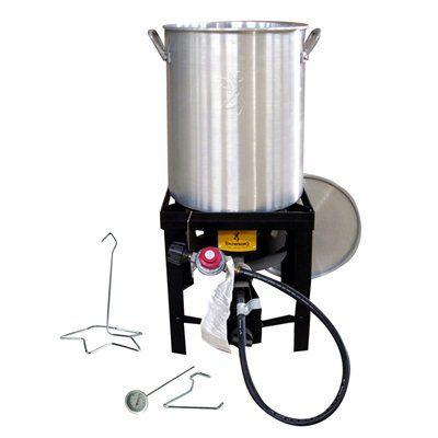 Browning 30Quart Propane Deep Fryer Propane deep fryer