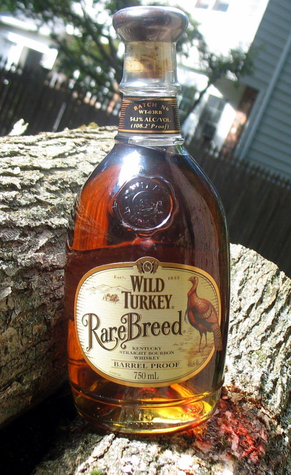 Wild Turkey Barrel Proof Bourbon