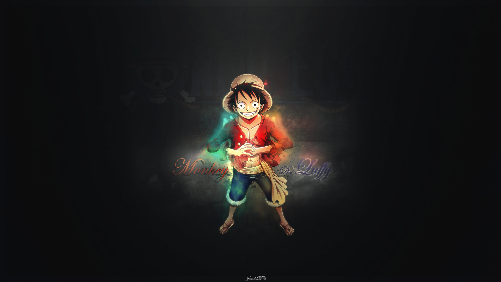 Nice One Piece Navi Style Luffy One Piece Wallpaper Iphone