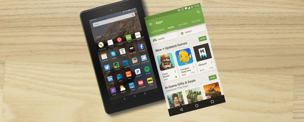 If you're sick of Amazon's tweaked version of Android, don't worry! You can make your Fire tablet look just like stock Android.