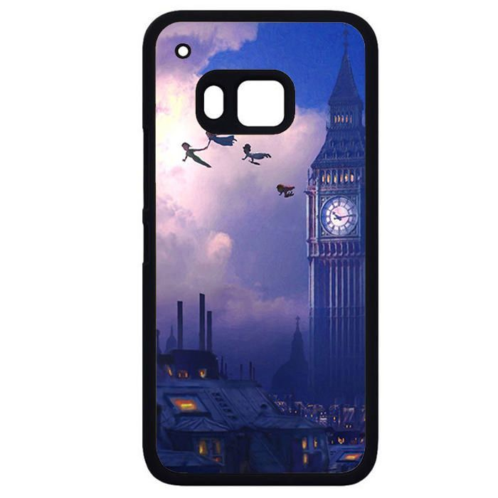 Peter Pan Big BangPhonecase Cover Case For HTC One M7 HTC One M8 HTC One M9 HTC ONe X