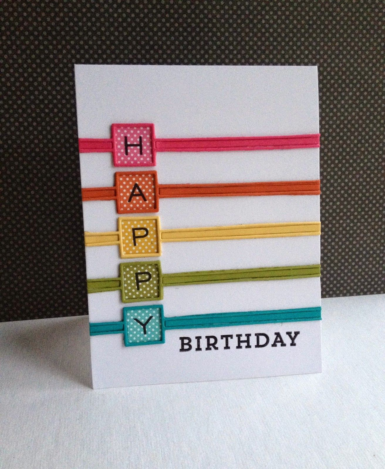 Love this card by lisa adessa using new simon says stamp dies love this card by lisa adessa using new simon says stamp dies square happy birthday kristyandbryce Images