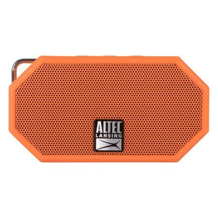 Electronics Altec Lansing Bluetooth Waterproof Speaker